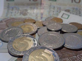 monety i banknoty u dobrej księgowej
