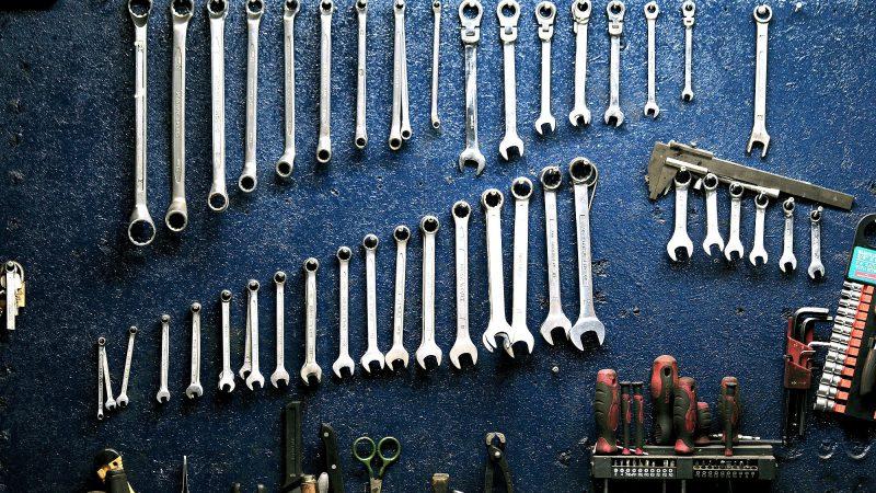 Uchwyty na narzędzia